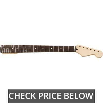 Mighty Mite MM2929 Stratocaster Replacement Neck with Rosewood Fingerboard and Jumbo Frets review