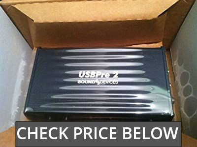 Sound Devices USBPre 2 review